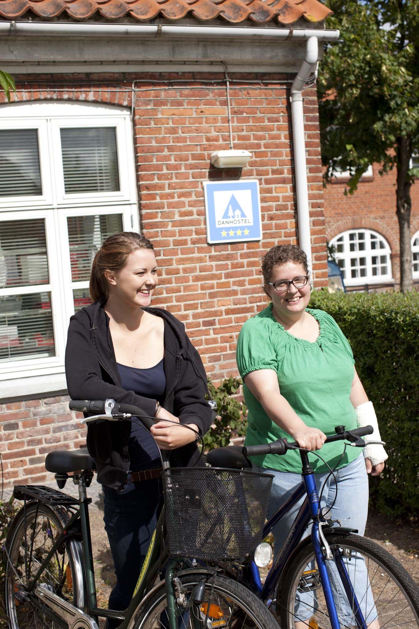 Mieten Sie im Danhostel Haderslev ein Fahrrad