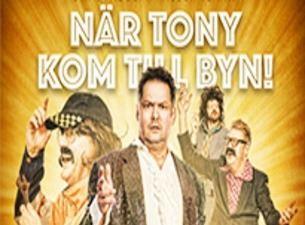 'När Tony kom till byn' - Teater