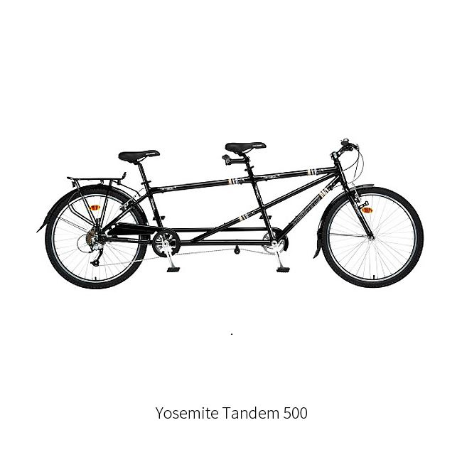 Tandem Bike - Tromsø Outdoor