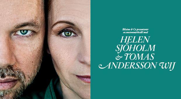 Helen Sjöholm & Tomas Andersson Wij