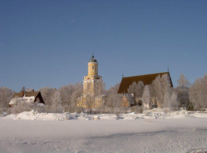 Hollola Church Village | Restaurant Hollolan vanha kunnantupa