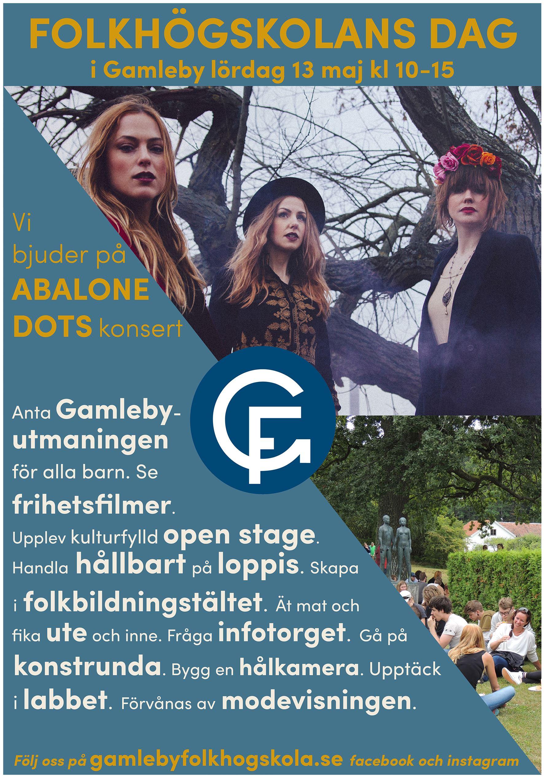 Folkhögskolans dag i Gamleby