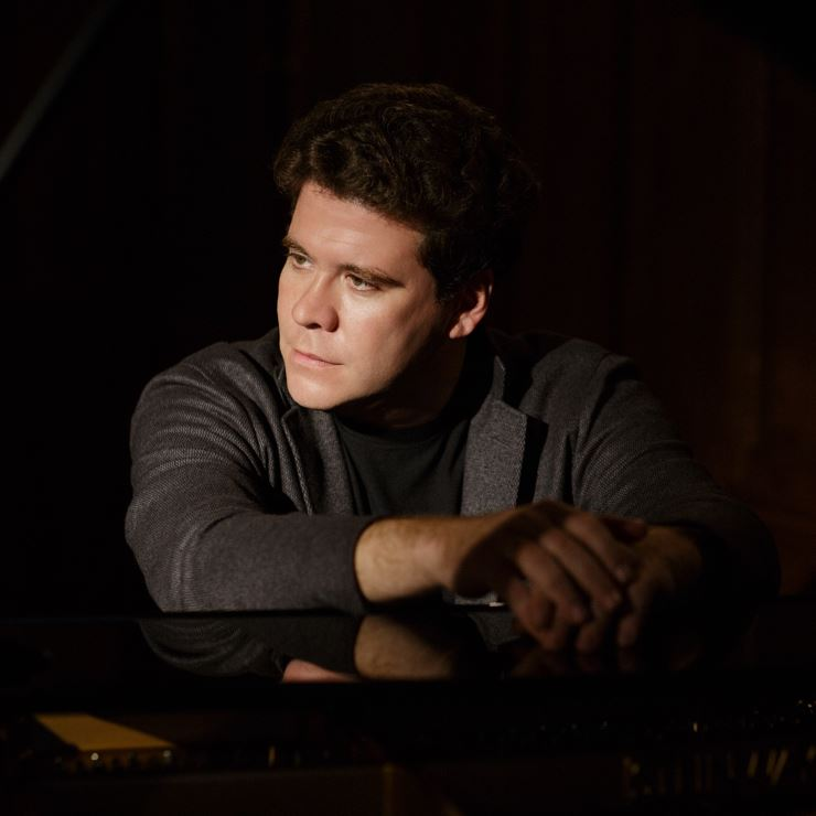 Denis Matsuev and symphony orchestra