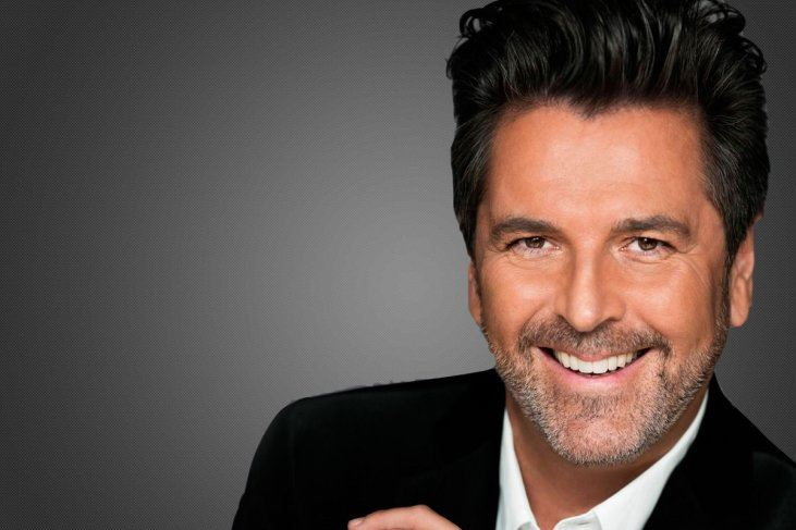 Thomas Anders from Modern Talking