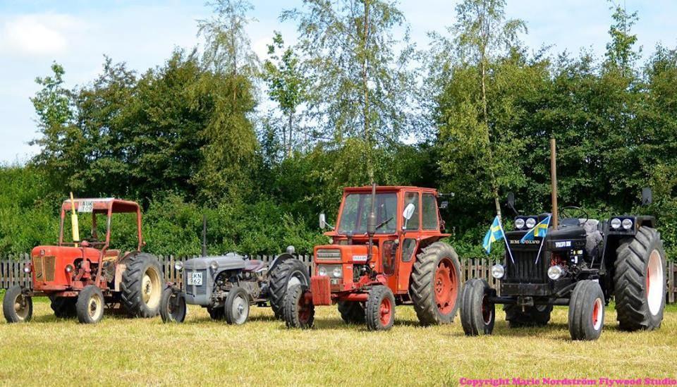 Trönö Traktorfrossa