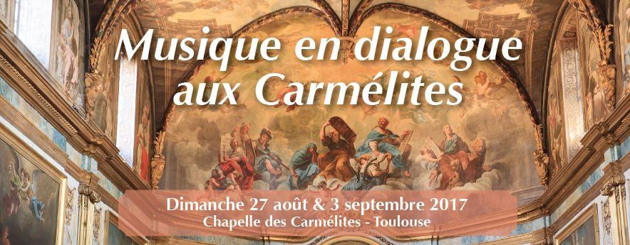 Musique en dialogue aux Carmélites