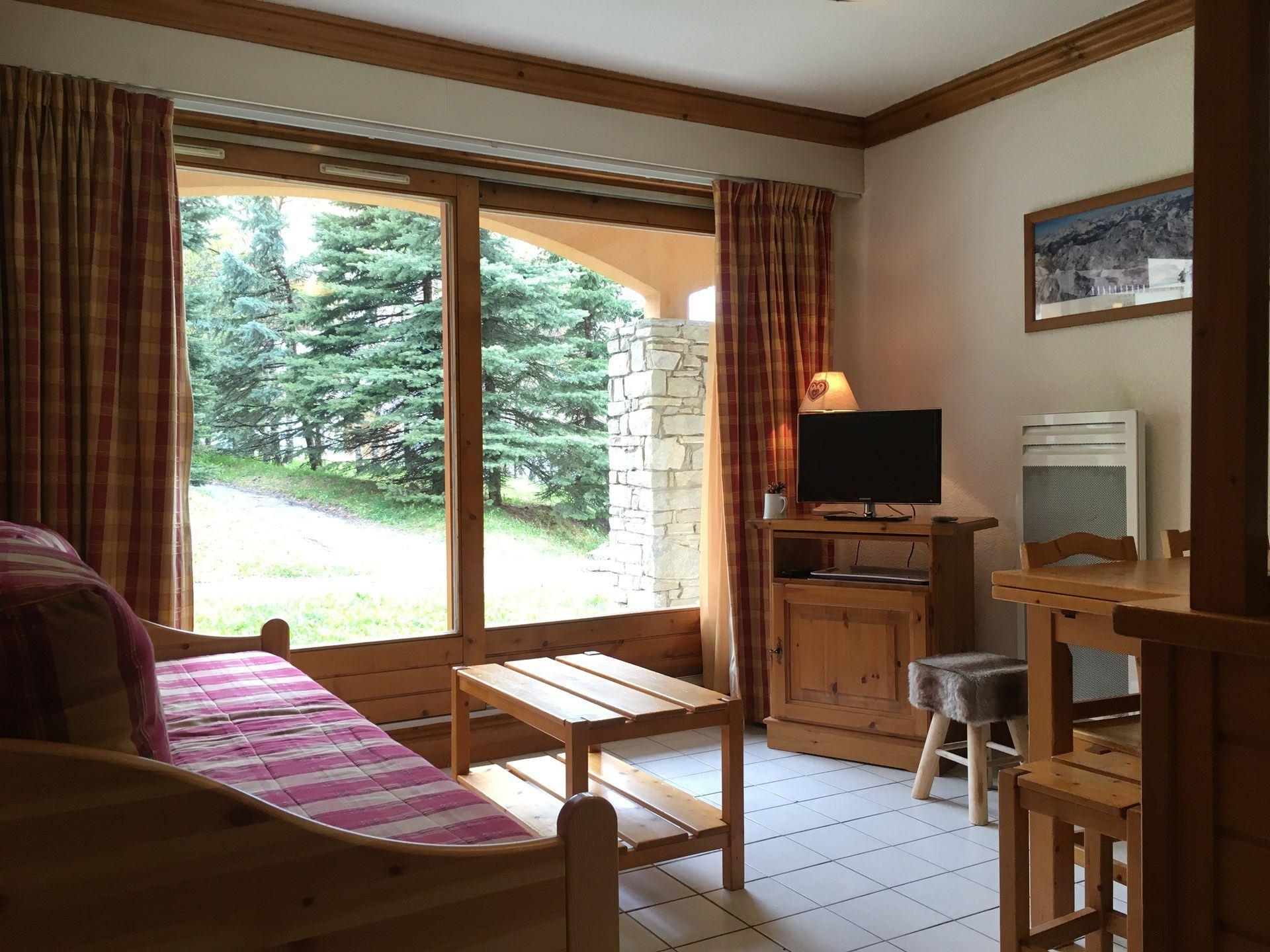 2 Rooms cabin 6 Pers ski-in ski-out / BALCONS DE TOUGNETTE 2