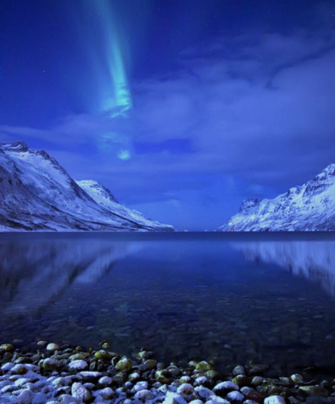 Experience Northern Lights in Tromsø's arctic environments - Norfishinfo