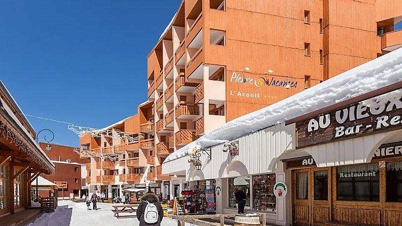 2 Room 5 Pers ski-in ski-out / ACONIT 306