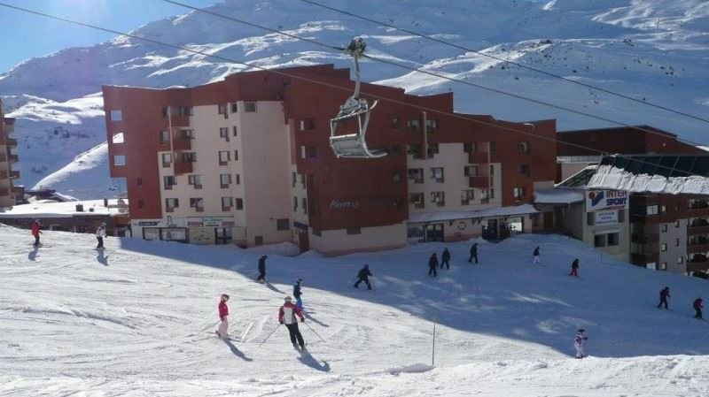 2 Room 5 Pers ski-in ski-out / ACONIT 306