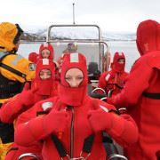 Atlantic Ocean Bathing and body rafting