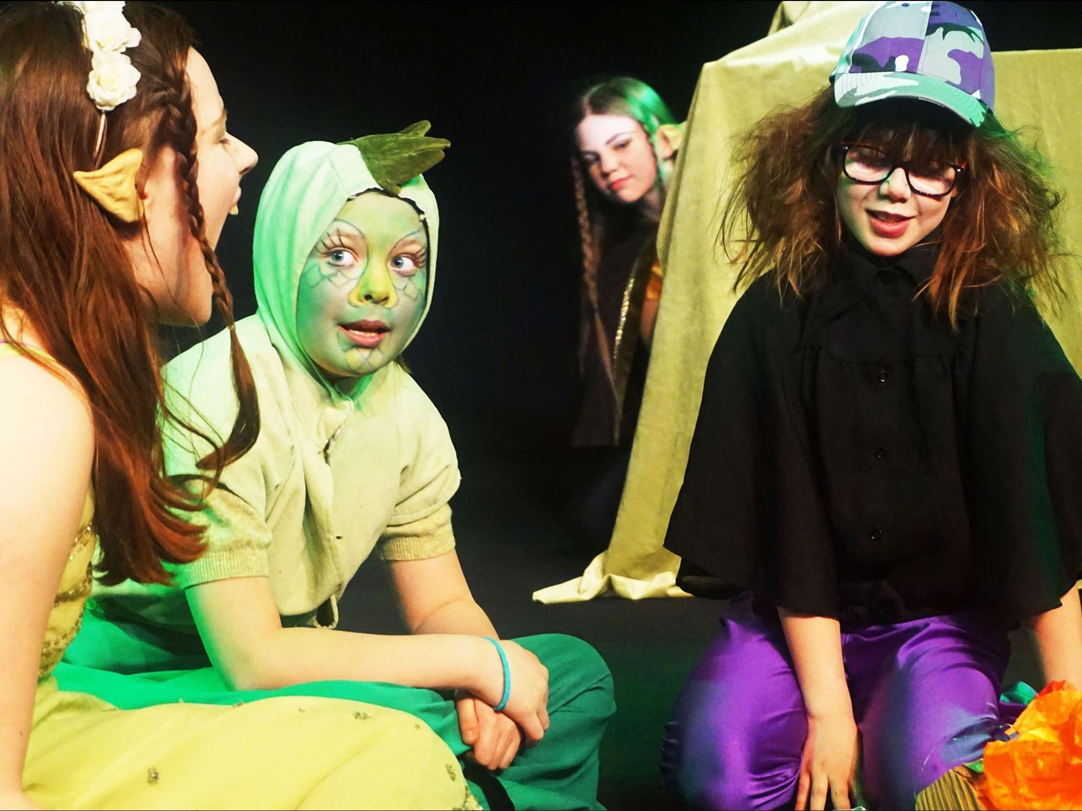 Teaterfestivalen med barn och unga 2017
