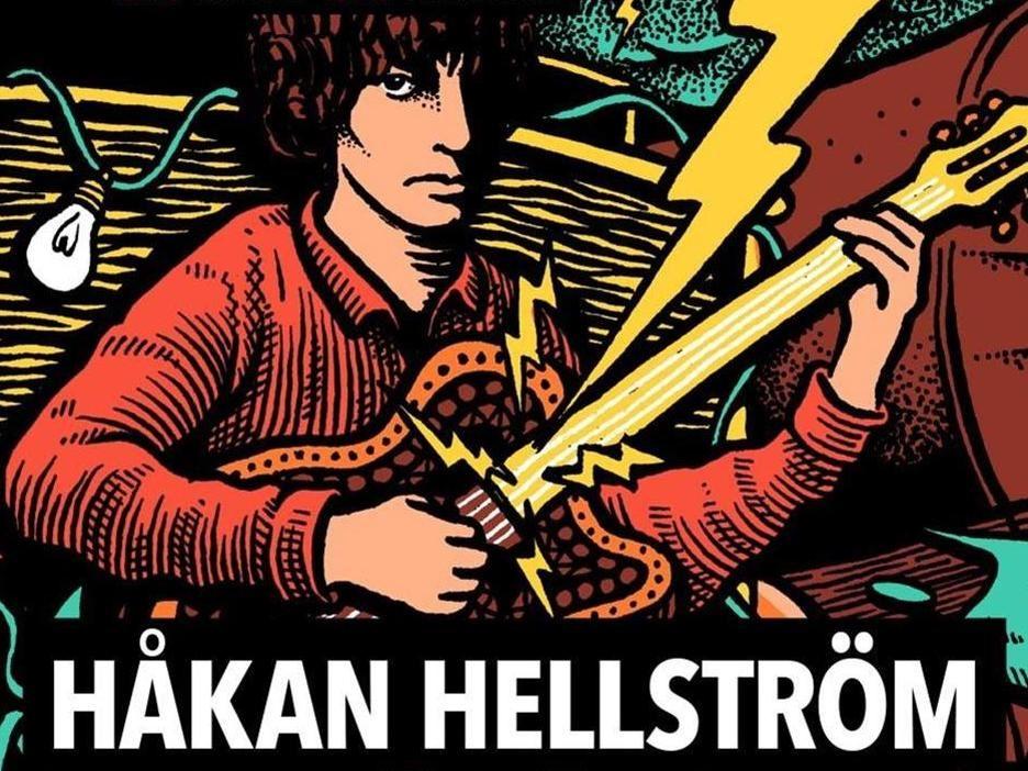 Håkan Hellström på sommarturné