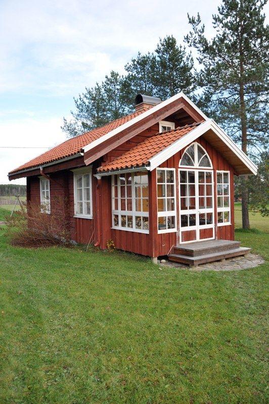 Ida Reichlin,  © Ida Recihlin, Lillstugan in Agnäs