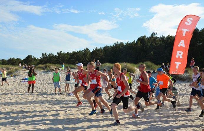 Böda Beach Run