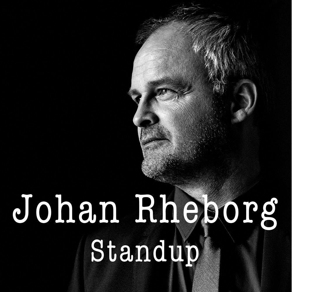 JOHAN RHEBORG – STANDUP     TRY OUT