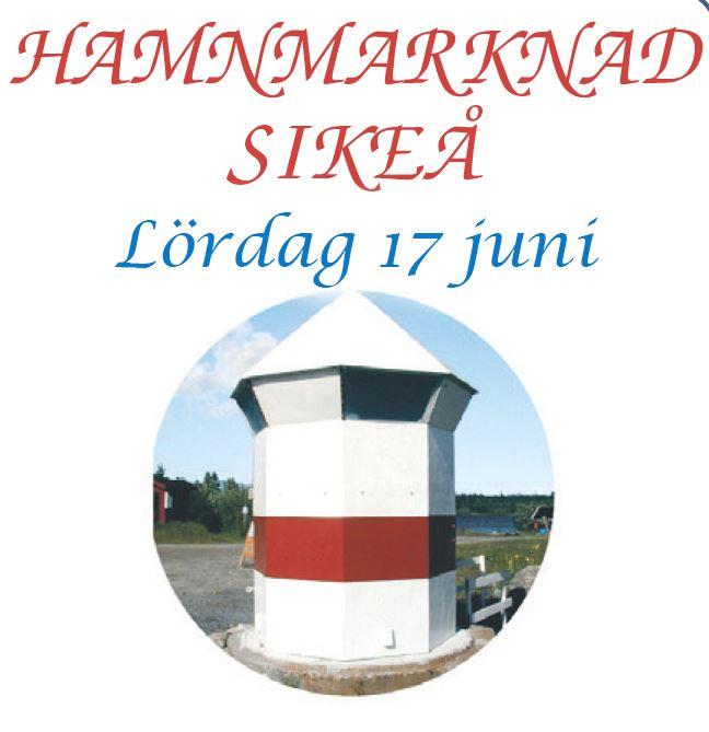 Hamnmarknad Sikeå