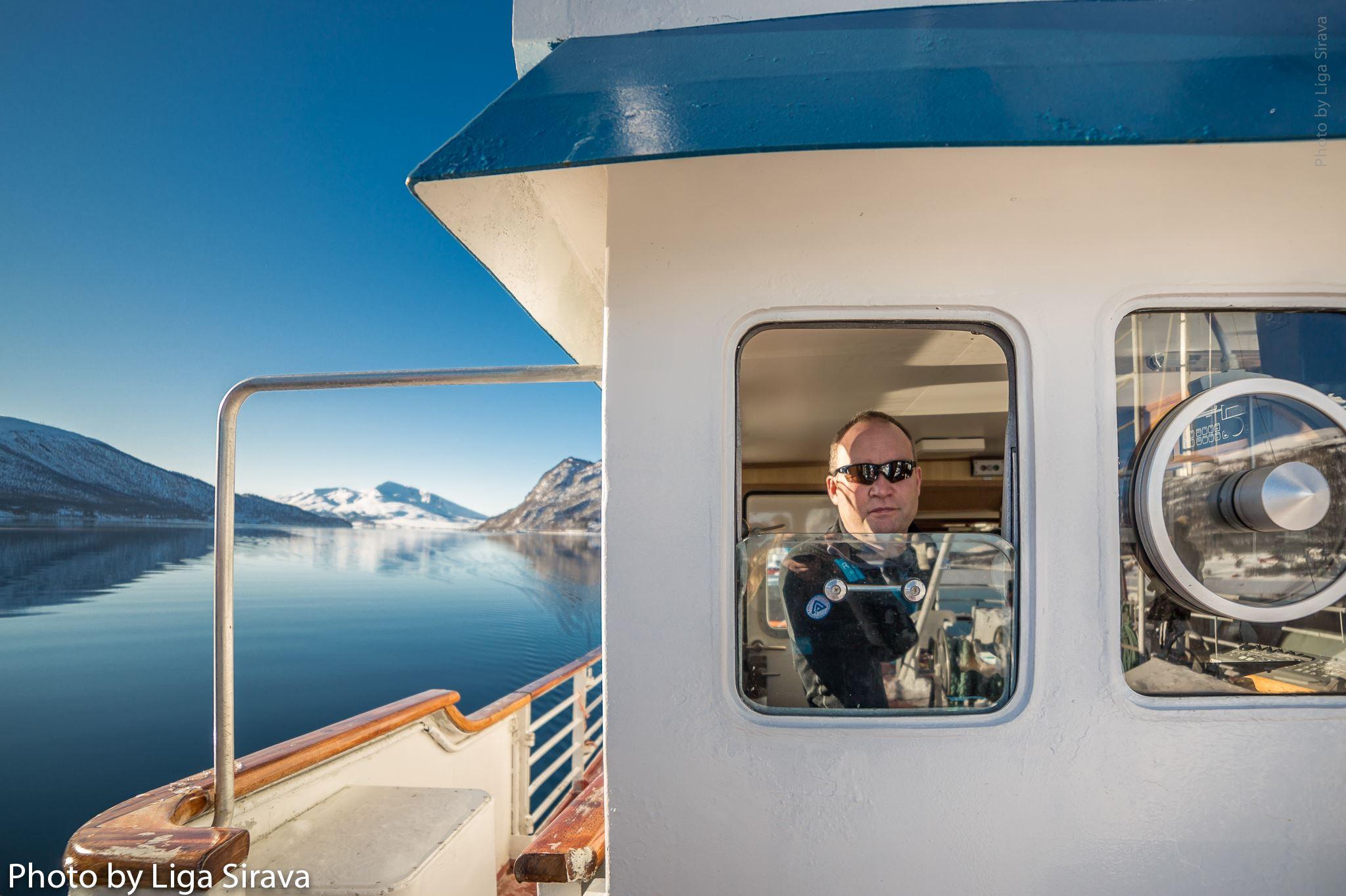 Fjord Cruise - Tromsø Safari
