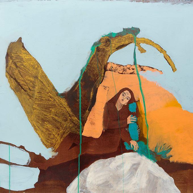 Jumana Emil Abboud,  © Jumana Emil Abboud, Utställningar på Bildmuseet