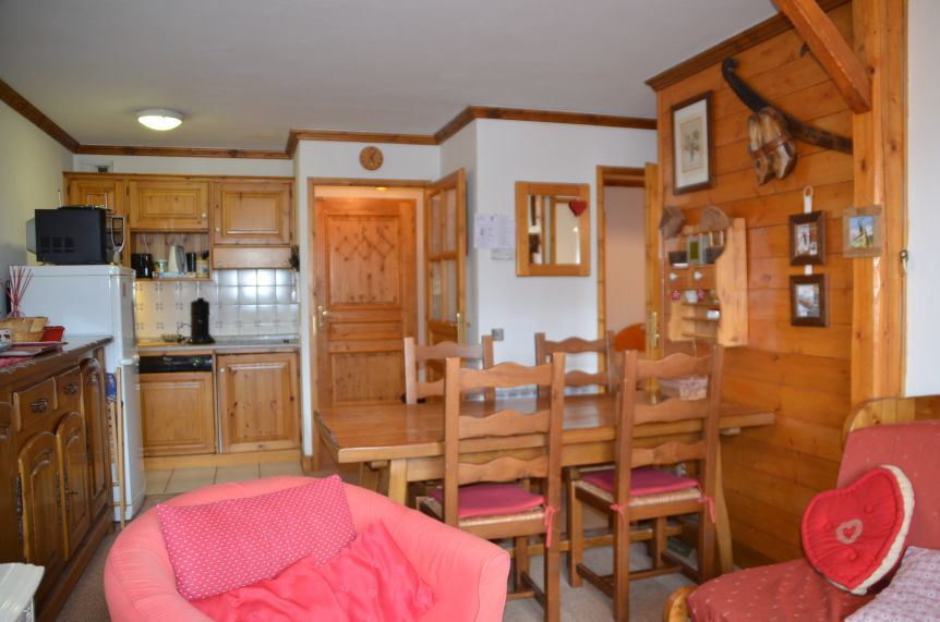 3 Room 4 Pers ski-in-ski-out / La Sapiniere 5