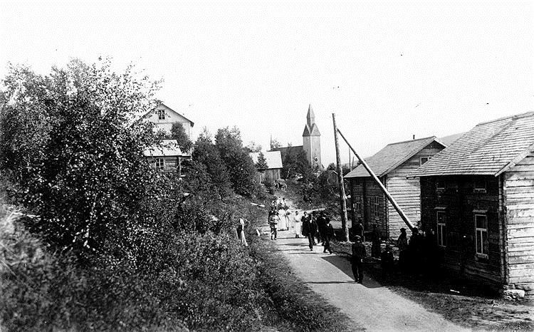 Tärnaby history walk