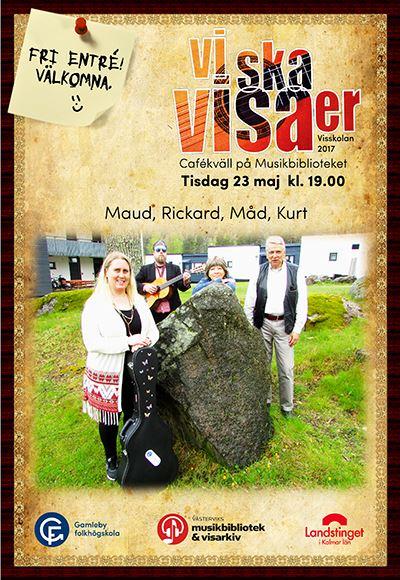 Viscafé på Musikbiblioteket i Västervik
