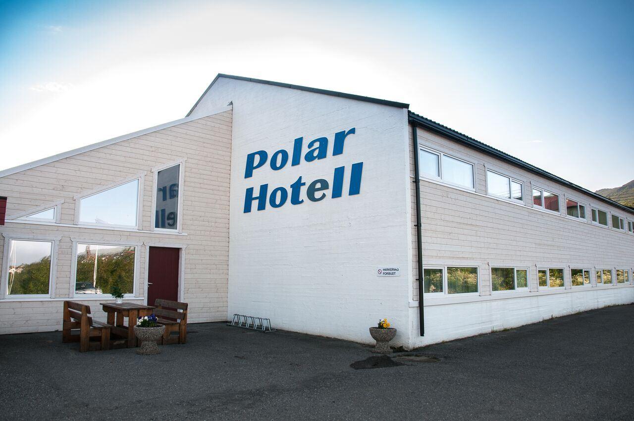 Hybler for langtidsutleie Polarhotell