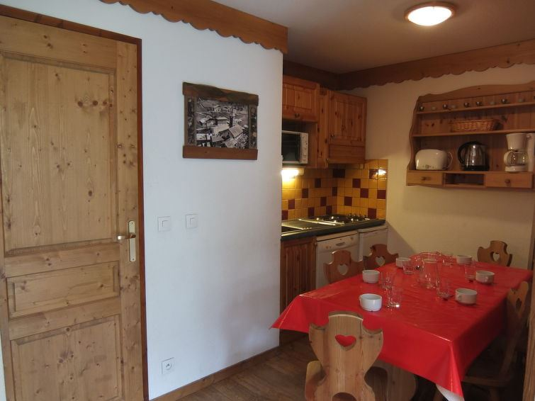 2 Room + cabin 6 Pers ski-in ski-out / BALCONS D'OLYMPIE 204