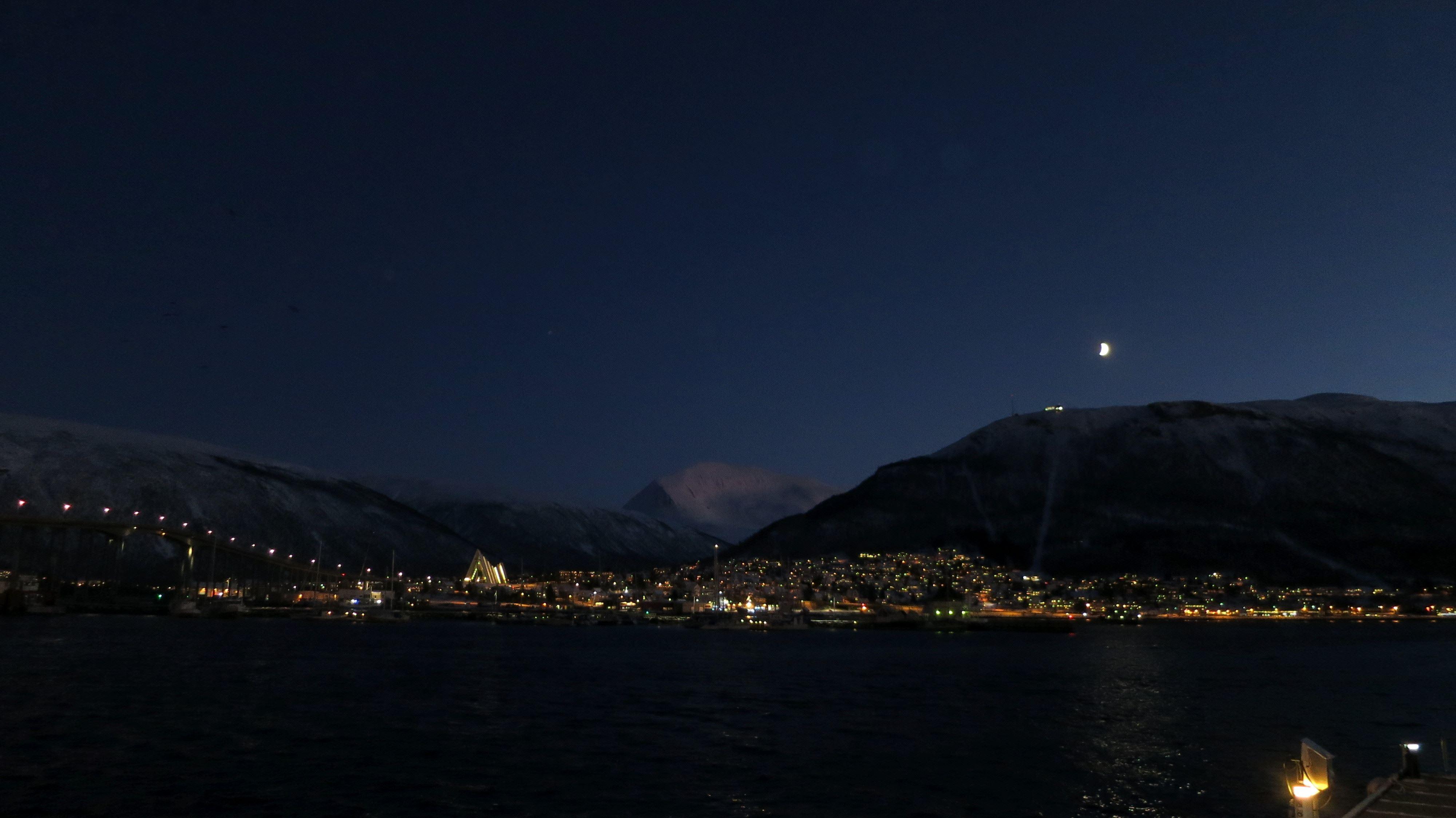 Historisk byvandring - Tromsø Budget Tours