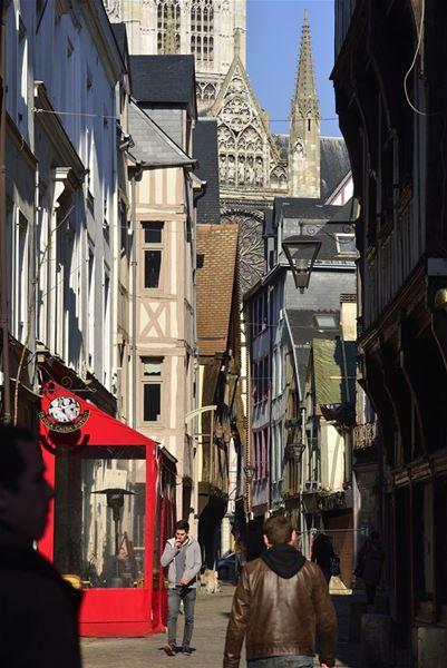 Nom de nom ! l'origine des rues de Rouen