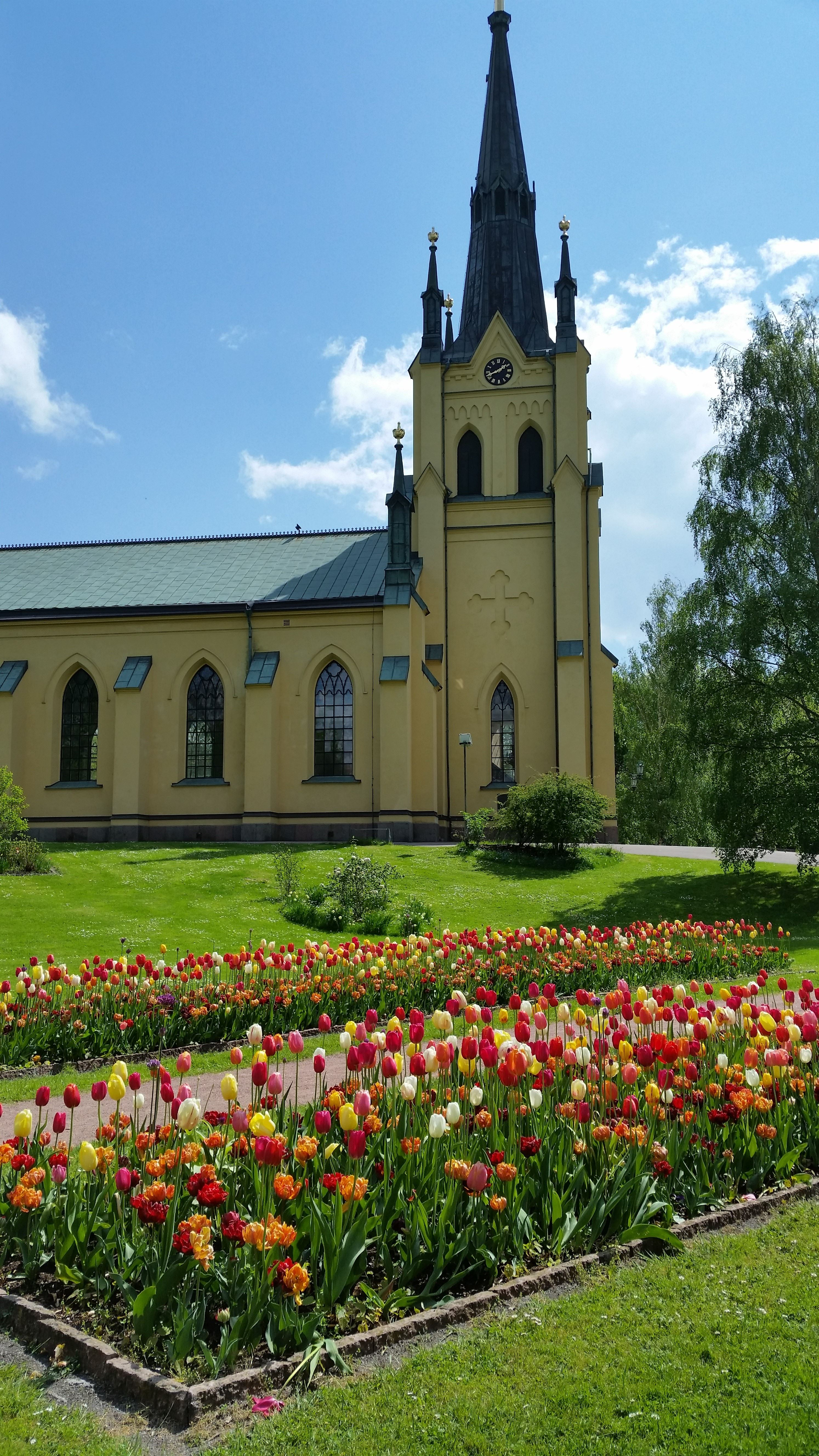 Vägkyrka i Oskarshamns kyrka!