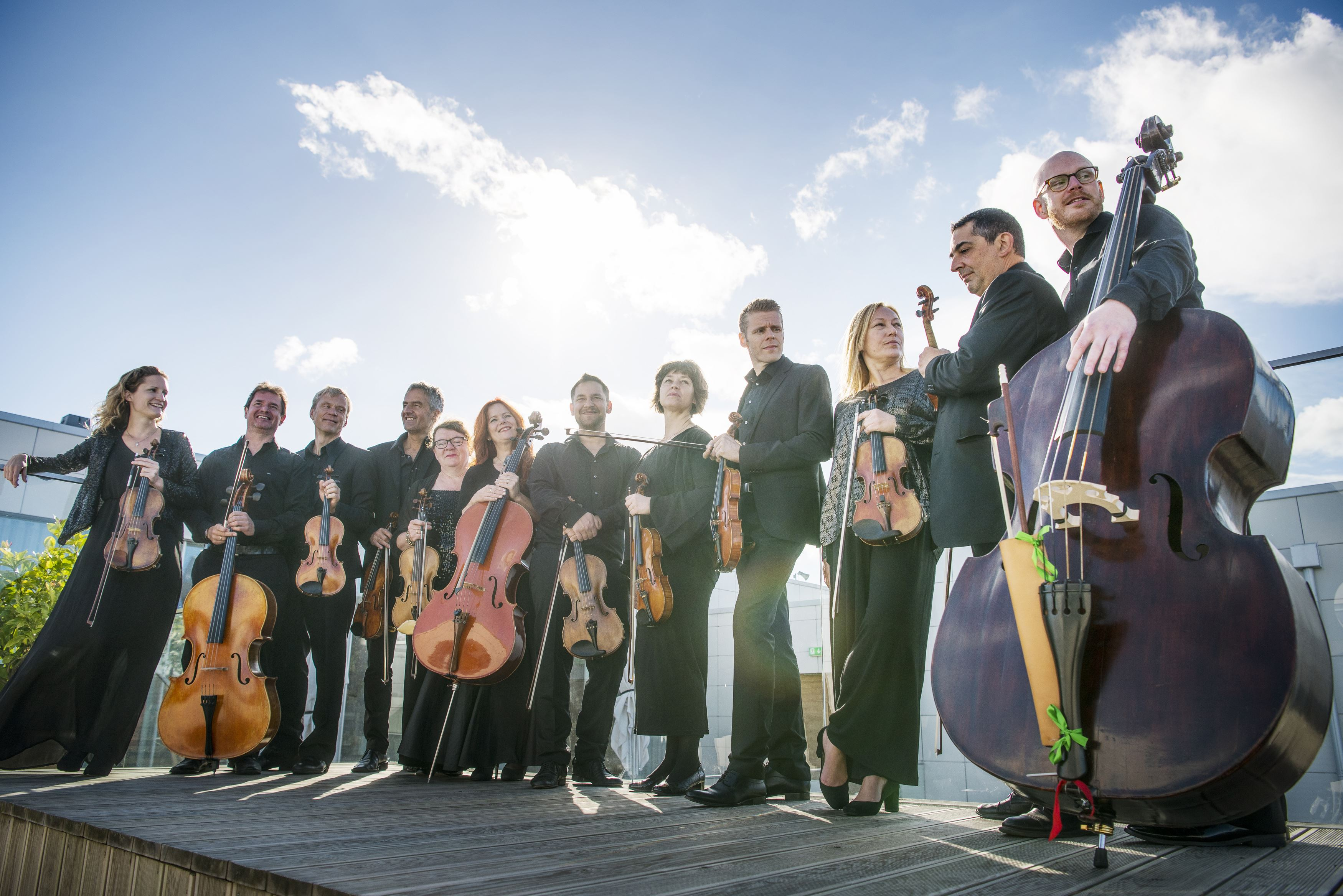 Scensommar: Musica Vitae - Intåg i sommarhagen