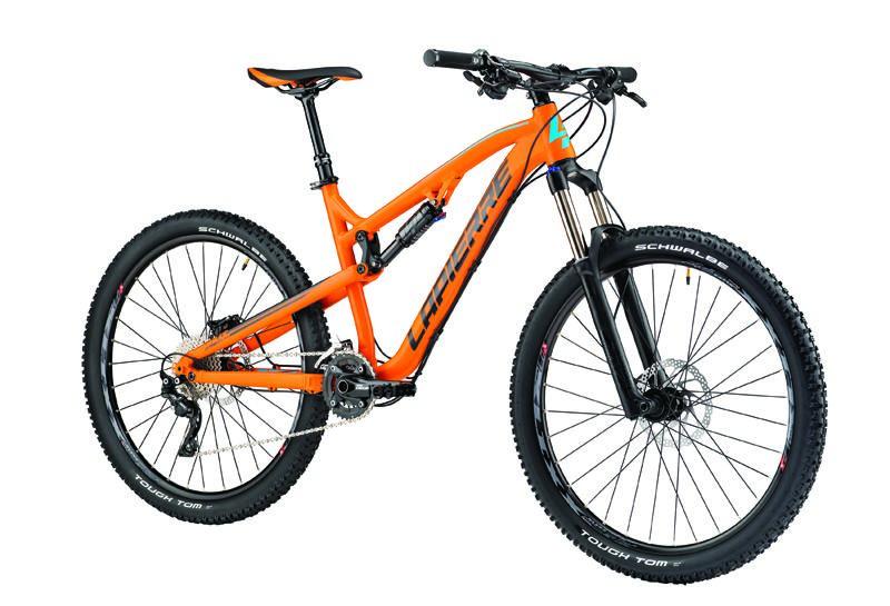 Cykeluthyrning Lapierre cyklar