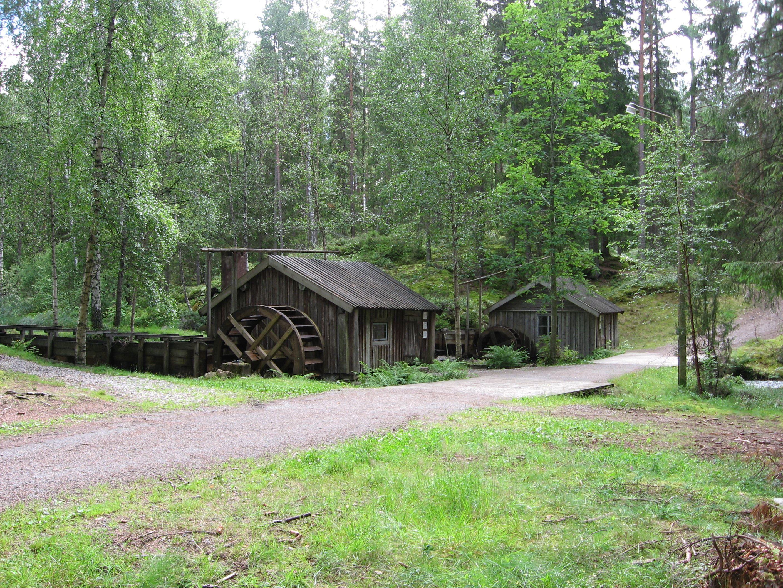 Öppet på Töllstorps industrimuseum