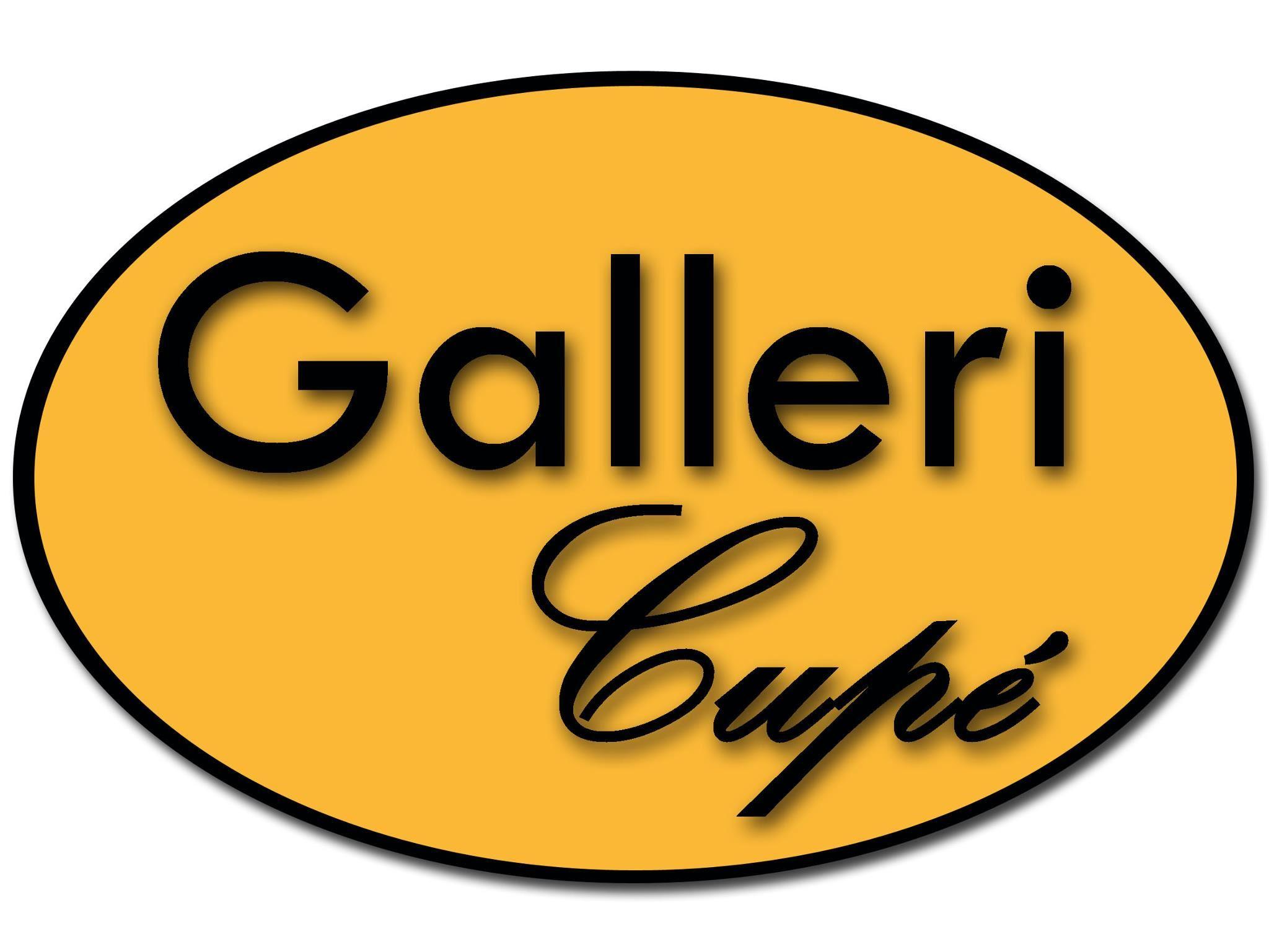 Konstutställning i Galleri Cupe