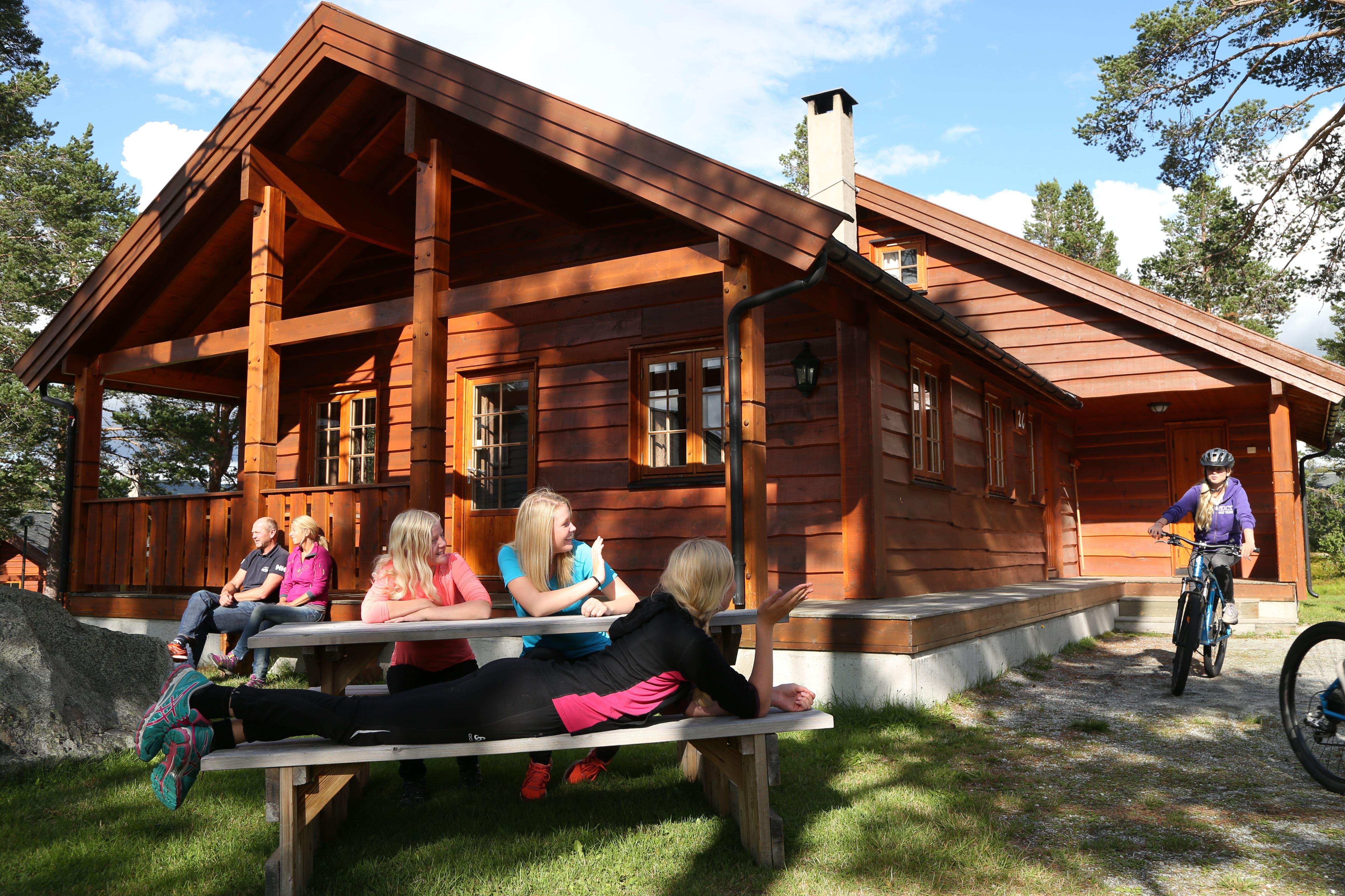 12sengshytte / 12bed cabin