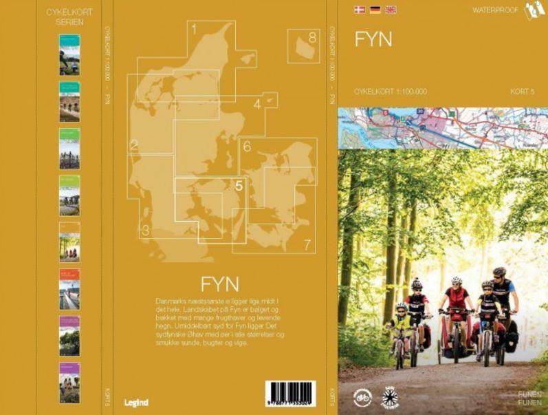 Fyn cykelkort