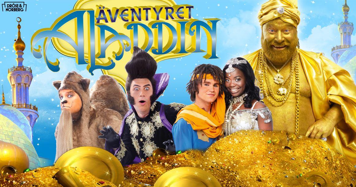 Äventyret Aladdin