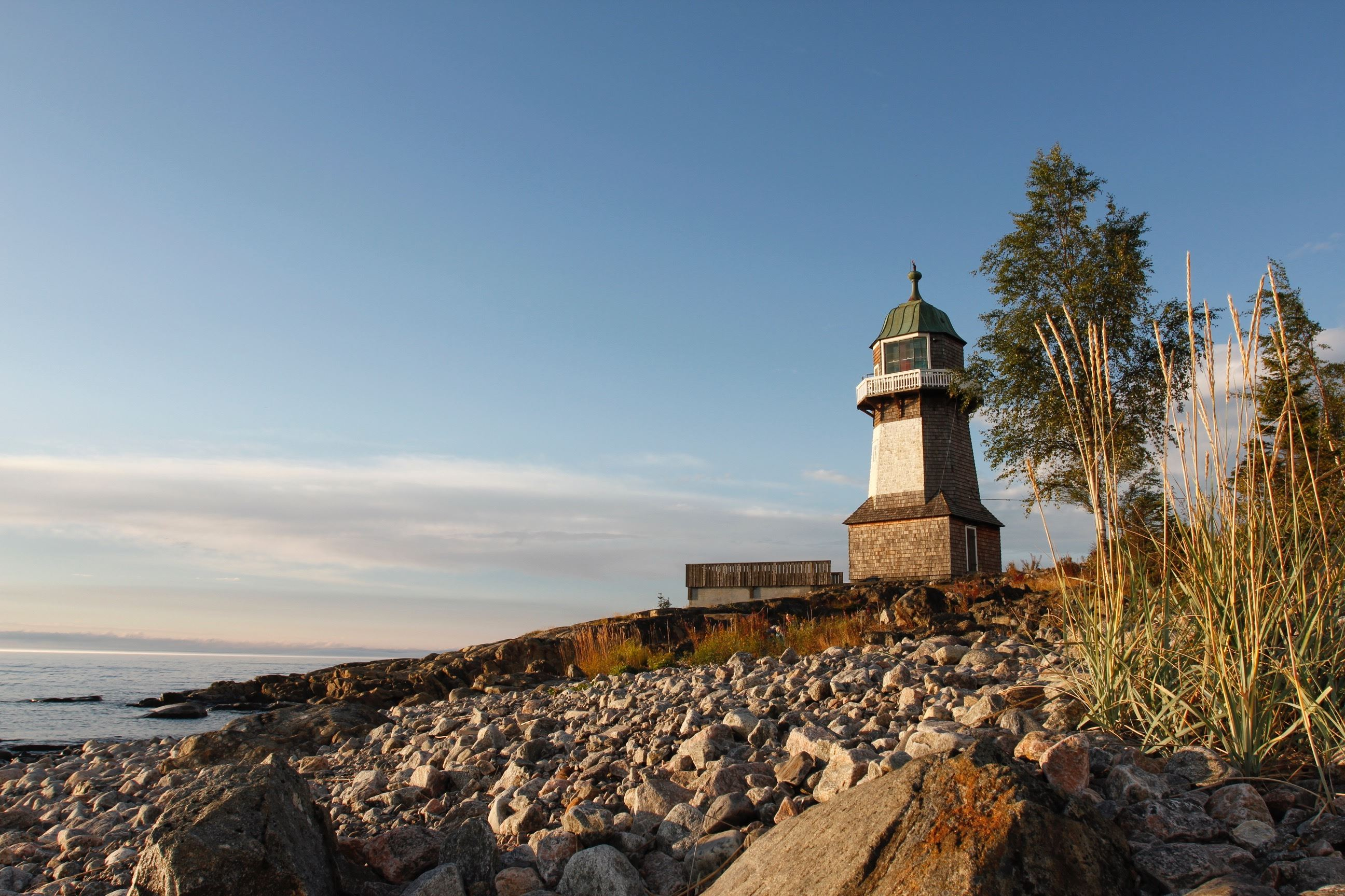 © Bergudden, Youth Hostel, Berguddens's Lighthouse