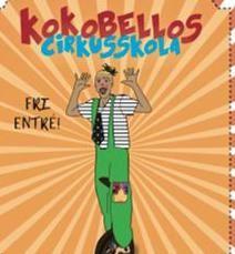 Barnaktivitet: Kokobellos cirkusskola på Evedals camping