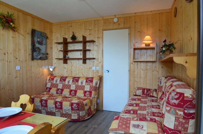 Studio 2 Pers skis aux pieds / CHAVIERE 531