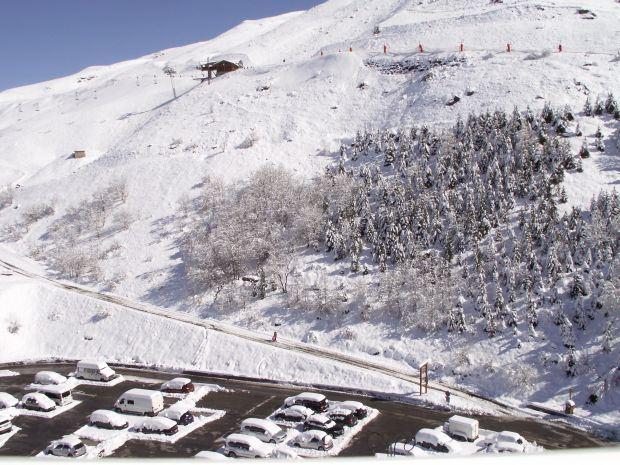 Studio 3 Pers skis aux pieds / CHERFERIE 846