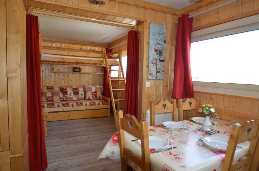 3 Pers Studio ski-in ski-out / CHERFERIE 846