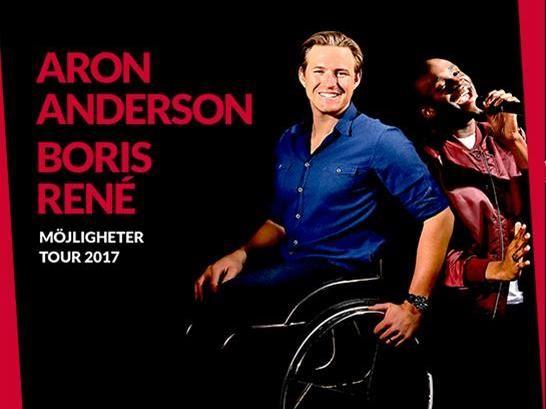 Aron Anderson & Boris René - Möjligheter Tour