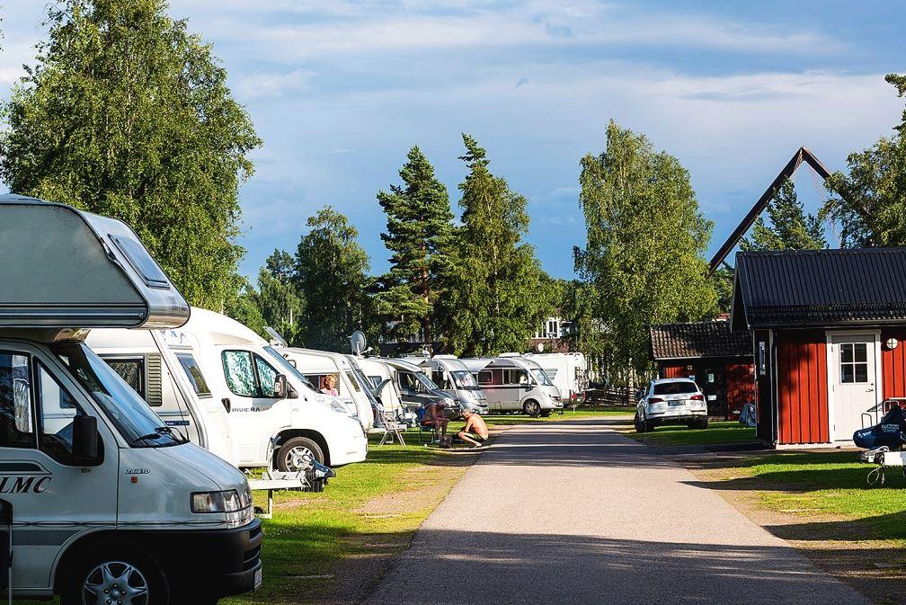 Nordic Camping Lugnet/Camping
