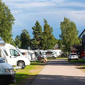 First Camp Lugnet - Falun