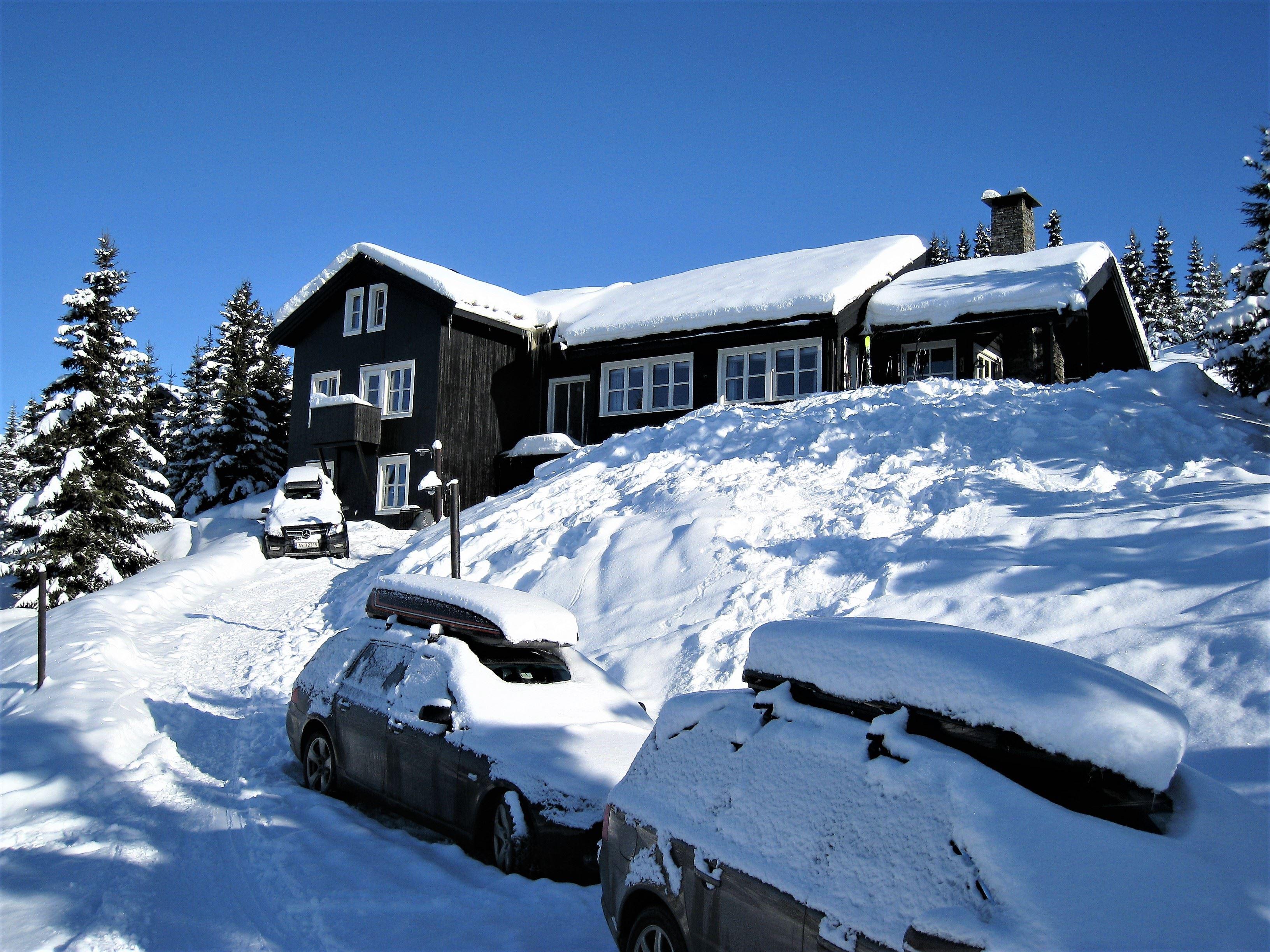 Hafjell Ski chalet Storstua