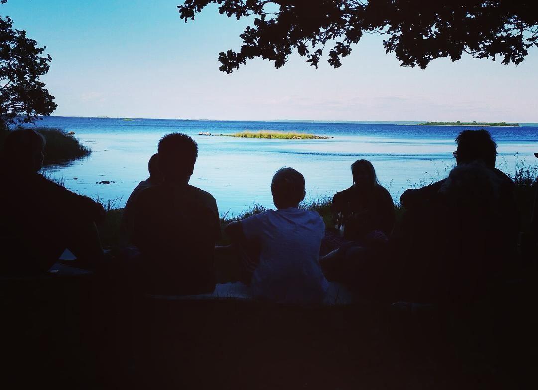 Sommar på Getterö