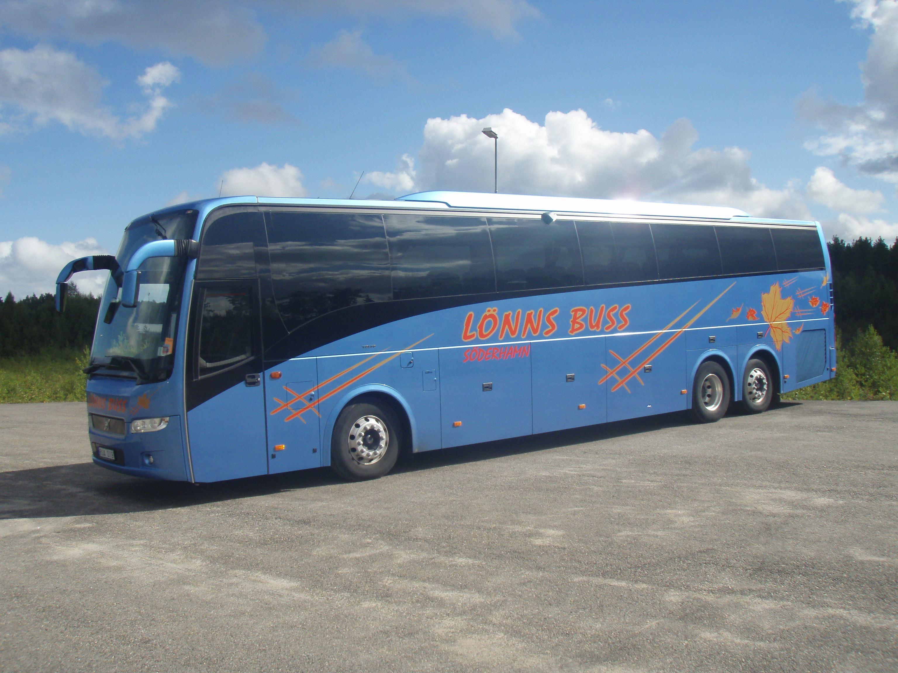 Jazzbuss till Världsarvsjazzen