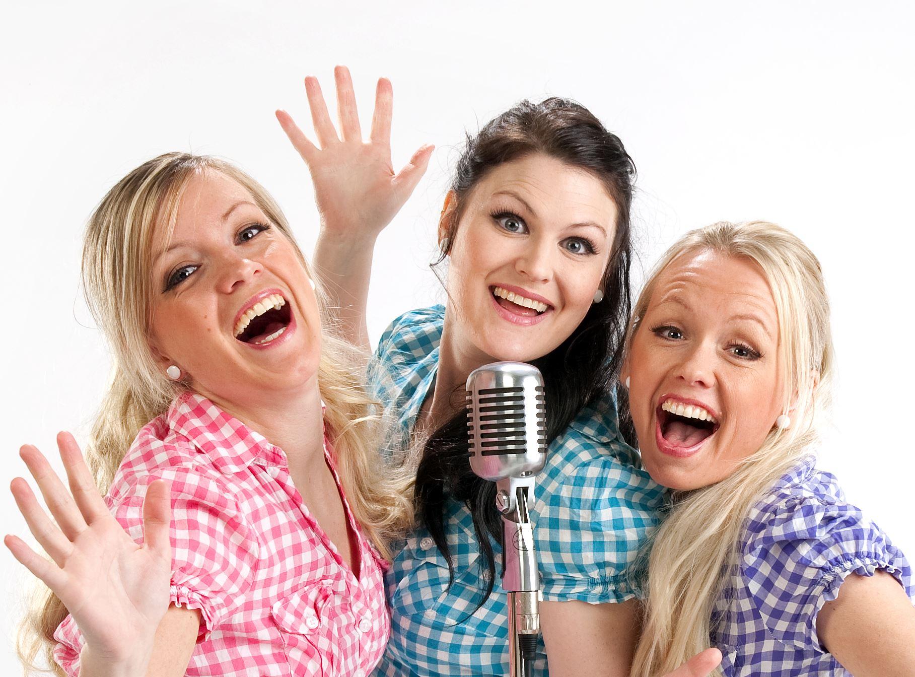 Rockettes sjunger Dolly
